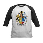 Misbach Family Crest Kids Baseball Jersey