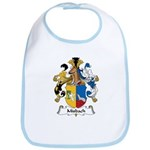 Misbach Family Crest Bib