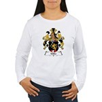 Milde Family Crest Women's Long Sleeve T-Shirt
