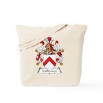 Mellmann Family Crest Tote Bag