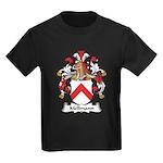 Mellmann Family Crest Kids Dark T-Shirt