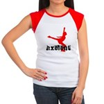 Axelent Skater Women's Cap Sleeve T-Shirt