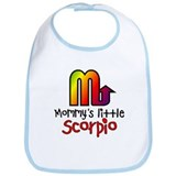 Mommy's Little Scorpio Bib