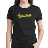 Vintage Monserrat (Gold) Tee