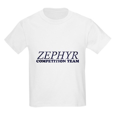 ZEPHYR COMPETITION TEAM Kids T-Shirt