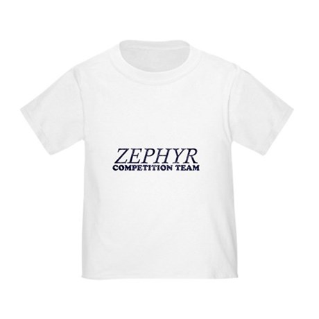 ZEPHYR COMPETITION TEAM Toddler T-Shirt