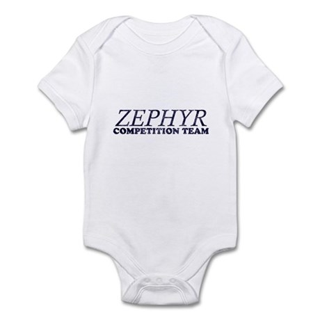 ZEPHYR COMPETITION TEAM Infant Creeper