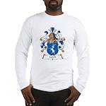 Lerch Family Crest Long Sleeve T-Shirt