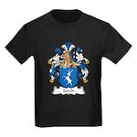 Lerch Family Crest Kids Dark T-Shirt