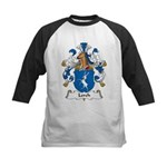 Lerch Family Crest Kids Baseball Jersey