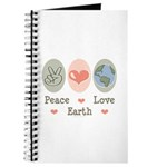 Peace Love Earth Journal