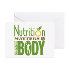 Nutrition Matters to Every BODY Cards (Pk of 10)