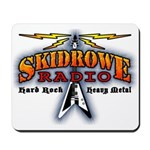 SkidRoweRadio Mousepad (White)