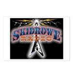 SkidRoweRadio Postcards (Package of 8)