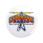 """SkidRoweRadio 3.5"""" Button"""