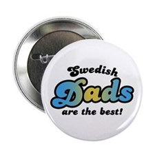 "Swedish Dad 2.25"" Button"