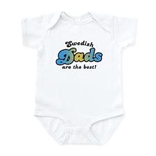 Swedish Dad Infant Bodysuit