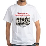 Homeland Security Since 1492 Shirt