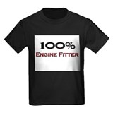 100 Percent Engine Fitter T