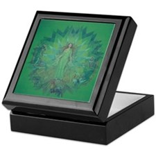Virgo Sign Keepsake Box