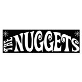 The Nuggets Car Sticker - 10 Pack!