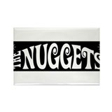 The Nuggets Rectangle Magnet