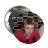 Harry Mcfly Button Badge