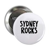 "Sydney Rocks 2.25"" Button (10 pack)"