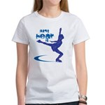 Just Hear It Skating Women's T-Shirt