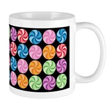Swirly Candies Mug