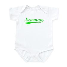 Vintage Newman (Green) Infant Bodysuit
