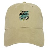 Fishing With Daddy Baseball Cap