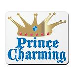Prince Charming Mousepad