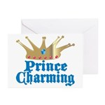 Prince Charming Greeting Cards (Pk of 20)