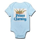 Prince Charming Infant Bodysuit