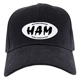 Cute Wara waltham amateur radio association ham Baseball Hat