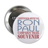 "Official Ron Paul Campaign Souvenir 2.25"" Button ("