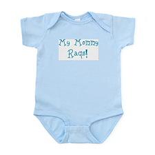 Mommy Raqs! Infant Creeper