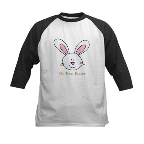 1st Easter Kids Baseball Jersey