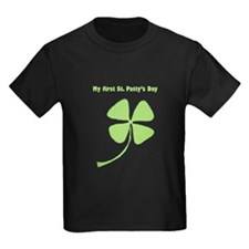 1st St Patty's Day T