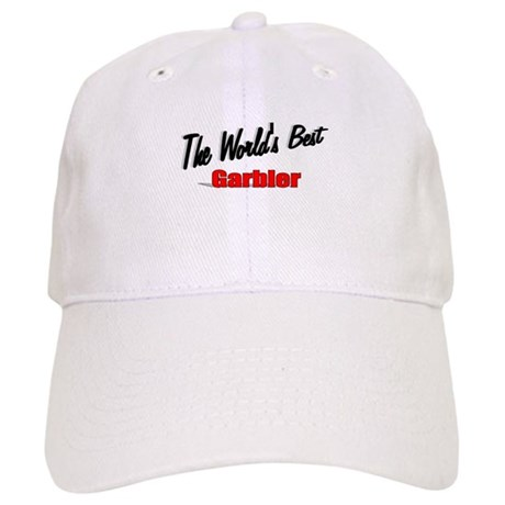 """The World's Best Garbler"" Cap"