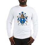 Kuder Family Crest Long Sleeve T-Shirt