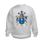 Kuder Family Crest Kids Sweatshirt