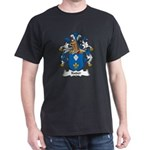 Kuder Family Crest Dark T-Shirt
