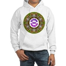 Fluffy Corgis Run Circles Around Other Dogs Hoodie