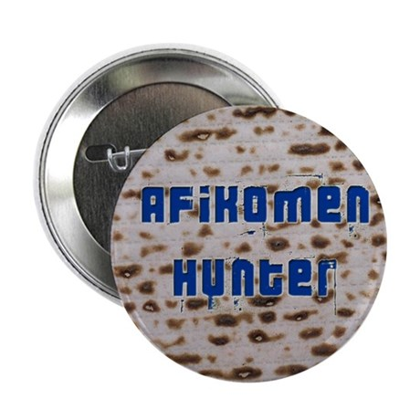 "Afikomen Hunter 2.25"" Button"