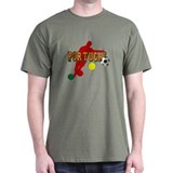 Portuguese Soccer Player T-Shirt