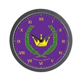 East kingdom Wall Clock