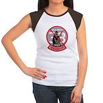 DEA Redrum Women's Cap Sleeve T-Shirt