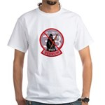 DEA Redrum White T-Shirt